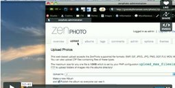 zenphoto tutorial