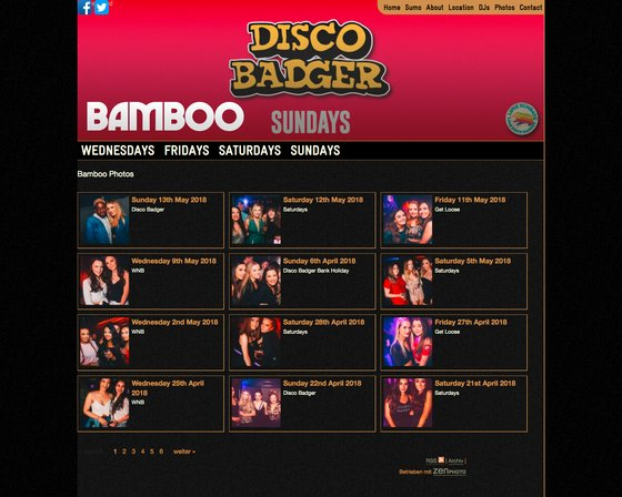 Bamboo Night Club - Photo Gallery