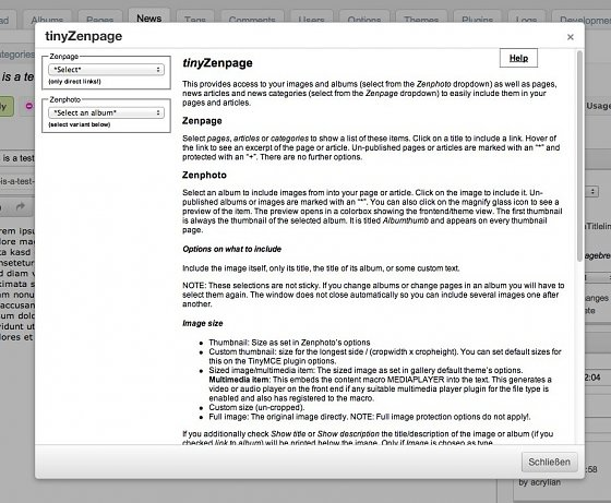 02-tinyzenpage-startpage